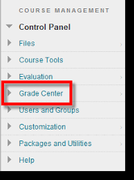 Uta Blackboard Help Desk by Download A Roster From Blackboard U0027s Grade Center