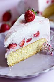 erdbeer joghurt torte ii