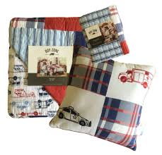 Boy Zone Twin Quilt Sham Pillow Set Firetruck Police Car Ambulance ... Kidkraft Fire Truck Toddler Bedding 77003 99 Redwhiteblue Baby Quilt Unavailable Launis Rag Firetruck Police Car And Ambulance Panel Amazoncom Carters 4 Piece Bed Set Dalmatian Fighter Crib Adorable Puppy Dalmatians Red White Blue At Artisans Folk Art Antiques Outsider Fireman Engines Trucks On Black Novelty Fabric Fat Boys Firefighter Dog 13 Pc Rescue Perfect Set For A Little Boys Room Kids Home Vintage Twin