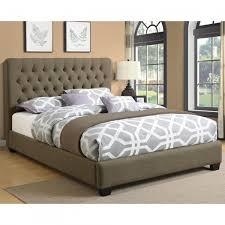 Wayfair Upholstered Bed by Bedroom Cal King Headboard Ikea Headboards Tufted California And