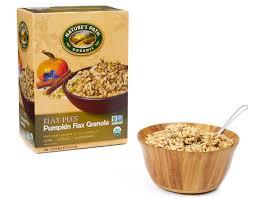 Pumpkin Flaxseed Granola Nutrition Info by Boxed Com Nature U0027s Path Flax Plus Granola 35 3 Oz Pumpkin Flax