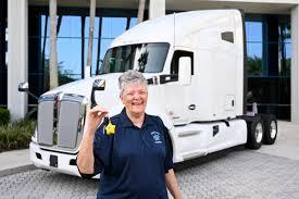 100 Landstar Trucking Reviews Truck Driver Wins 2020 Kenworth During Celebration