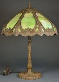 Tiffany Style Lamps Vintage by Antique Tiffany Lamps Art Nouveau Lamps And Chandeliers Antique