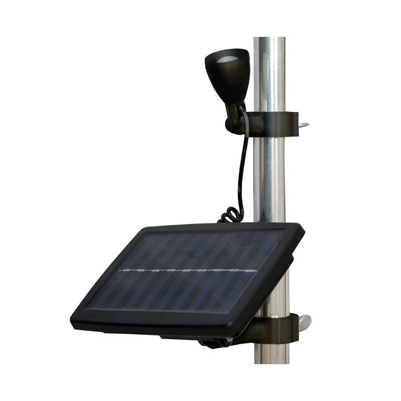 Valley Forge Flag Micro Solar Light - Black