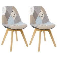 woltu esszimmerstuhl esszimmerstühle 2er set grau khaki kaufen otto