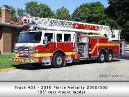 100 Pierce Trucks Velocity Aerial Ladder Chicagoareafirecom