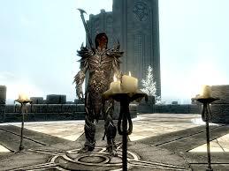 Conjuration Ritual Spell Elder Scrolls
