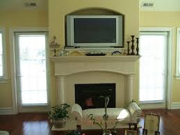 Best 19 TV above Fireplace images on Pinterest