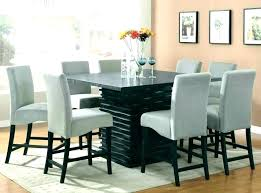 Small Space Dining Room Set 8 Chair Chandeliers For Spaces Se