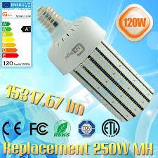 led warehouse ls ac100 277v led bulbs 2835smd 120watt