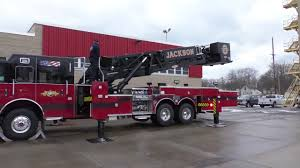 Jackson Firefighters Train On New Ladder Truck - YouTube Towing Roadside Service Blue Springs Mo Kansas Customer Delivery Lake Jackson Ems Frazer Ltd Utility Truck Trucks For Sale In Minnesota 2019 20 Top People The Jim Winter Buick Cadillac Gmc Newsletter Barrettjackson Fixed Bubba Style Inside The Shop With Levy For A New Truck Coming In May Fire Production Realty Kllm Transport Services Missippi Freightliner Sleeper Cab Welcome Jacksons Wrecker Sanitation County Al Tires Ms Big 10 Tire Pros Accsories Ta Home Facebook