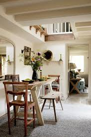 Lovable Country Cottage Dining Room Design Ideas Rustic Small Decorating