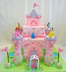 Castle Cakes – Decoration Ideas