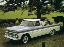 100 1960 Apache Truck Chevrolet 10 Fleetside Pickup C14