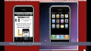 Transfer photos from one iPhone to another