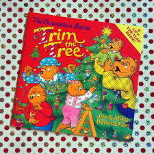 Berenstain Bears Christmas Tree Book by 12 Kids Holiday Book Favorites