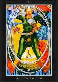 thoth deck the fool 15 best tarot thoth images on tarot cards aleister