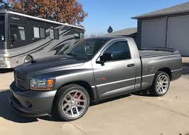 100 Dodge Truck With Viper Engine 161Mile 2006 Ram SRT10 6Speed For Sale On BaT Auctions