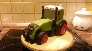 fendt traktor und meine zweite hochzeitstorte motivtorten