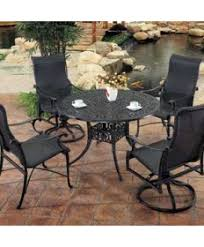 Gensun Patio Furniture Florence by Woven Dining Gensun Shop By Brand