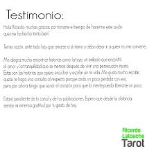 Opiniones Y Testimonios RicardoLatoucheTarot