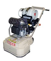 Edco Floor Grinder Polisher by Dual Disc Concrete Floor Grinder
