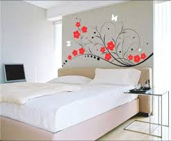 Wall Paintings For Bedroom Easy Painting Designs Interior Bedrooms