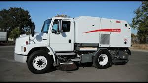 100 Cng Truck For Sale 2003 Freightliner FL70 Elgin Broom Bear CNG Street Sweeper For Sale