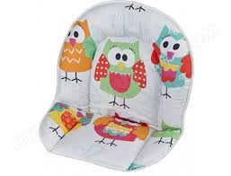 geuther chaise haute coussin chaise haute geuther réducteur de chaise chouette 4737 131