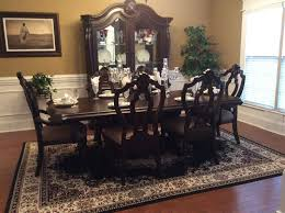 villa sonoma dining table havertys