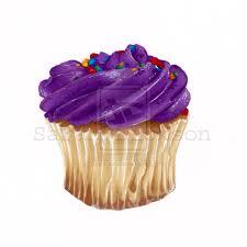 Purple Cupcake by Displacedmindviantart on deviantART