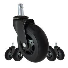 Cheap Rubber Office Chair Wheels, Find Rubber Office Chair Wheels ... Amazoncom Opttico Office Chair Caster Wheels Replacement Black 3 Set Of 5 By Lehawk Universal Heavy Rollerblade Casters For Herman Miller Aeron 6pcs Wheel Swivel Mute Hard Soft Pu Castor For Timber Floor Pack Duty Stem Roller 3inch 1pcs 40kg 2 Improv Carpet Floors Slipstick Foot Desk No Without White Luxura Computer With Which One Should I Choose