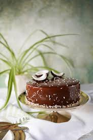 caraïbes kokos schokoladen torte maren lubbe feine