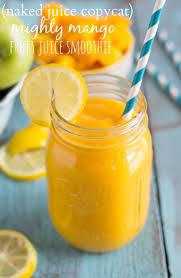 Pumpkin Smash Jamba Juice 2014 by Copycat Juice Mighty Mango Recipe Mango Fruit Fruit