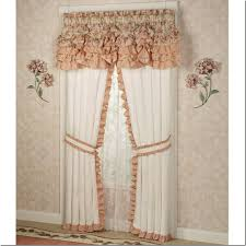 Pink Ruffle Blackout Curtains by Modern Unique Pink Ruffle Blackout Curtains Sheer Ruffled Curtains