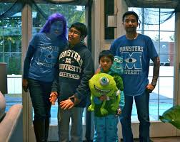 Coconut Grove Halloween 2013 by Life U0026 Home At 2102 Halloween Costumes 2013 Monsters University