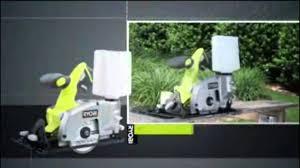 Ryobi Tile Saw Water Pump by Ryobi Hand Held Tile Saws Youtube