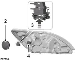 changing a bulb lighting ford focus owners manual ford focus