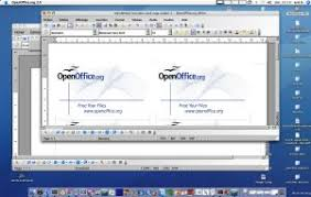 Open fice for MacOS X Free Download