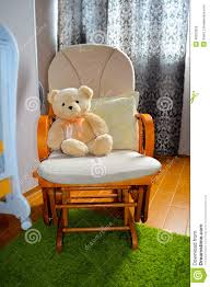 Teddy Bear In Rocking Chair Stock Image - Image Of Childrens ... Front Lowes Folding Nursery Glider Acacia Rocking Child Gripper Jumbo Chair Cushions Nouveau Walmartcom White Wooden Childrens Rocking Chair Princes Ponies And Diamonds Childrens Bedroom Enjoying Fniture Completed With Unfinished Wood Toddler Magnificent Aldi Couches Ottoman Brown Office Child In E1 Hamlets For 1500 Sale Shpock Ikea Modern Decoration Delta Children Blair Slim Swivel Rocker Taupe Hoohobbers Innovations