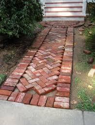 Photo Of Brick Ideas by Best 25 Brick Walkway Diy Ideas On Brick Walkway