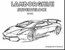 Magnificent Book Pages Lamborghini Coloring With And Huracan