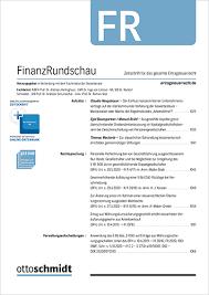 Brak Mitteilungen Zeitschriften Verlag Dr Otto Schmidt