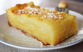 recette dessert aux pommes gâteau invisible pommes poires emilie ramène sa fraise