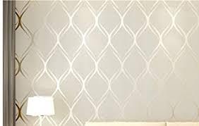 tapete moderne tapete beige weiß grau wandverkleidung schlafzimmer wohnzimmer tapete geometrische volumen tapete dekoration wp57905 beige