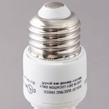 Self Ballasted Lamp Bulb by Satco S7217 13 Watt 60 Watt Equivalent Warm White Mini Spiral