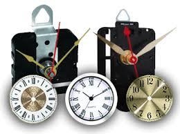 quartz clock movements shop in canada for clock parts bear
