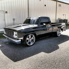 100 Bagged Truck BAGGED C10 SITTING ON STAGGERED 22 US KINGPIN AUTOSPORTSCOM