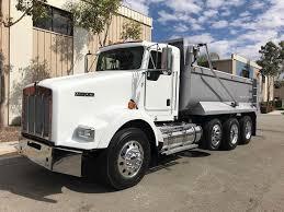 100 Kenworth Dump Truck For Sale 2012 T800 Eugene OR 9692578 MyLittlesmancom