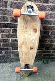 Pintail Longboard Deck Template by How To Make A Longboard With Pallets With Simple Tools 14 Steps